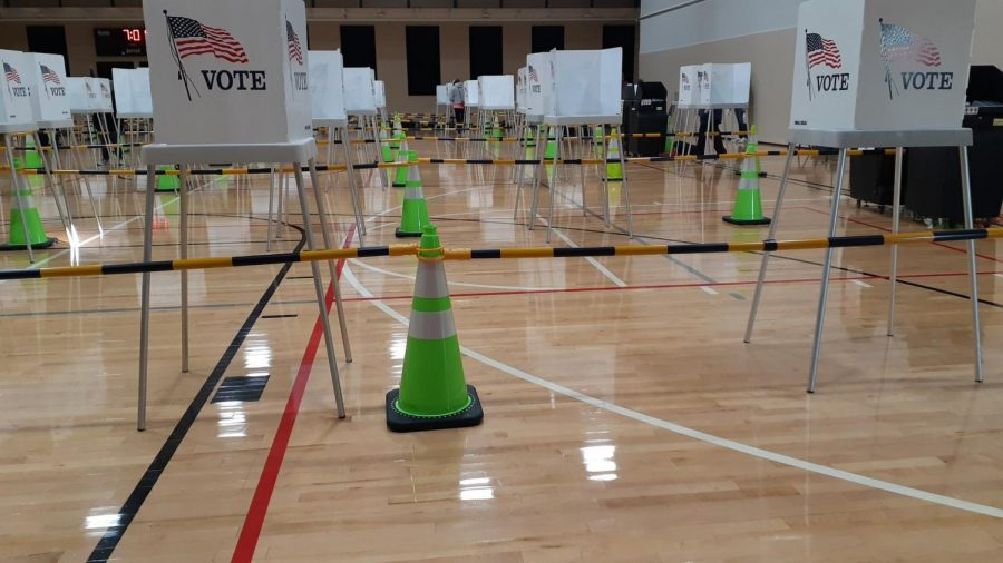Warren County voters could vote in six different locations on Nov. 3, 2020.