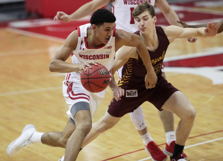 Badgers fans weigh in on No. 12 Wisconsin's victory over Loyola Chicago Ramblers