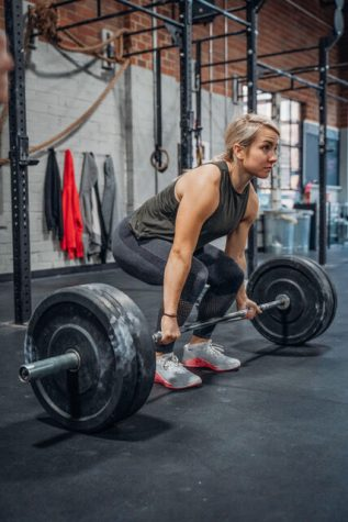 Alyssa Olenick , the owner of Little Lyss Fitness, coaches women on how to train intentionally according to their fitness skill set and lifestyle