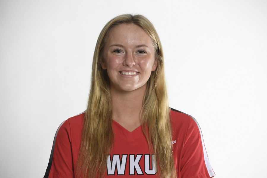 Callie Bauer joins the Hilltoppers for the 2021 spring semester.