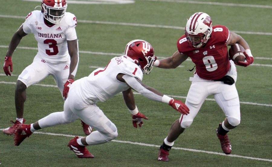 Offseason development crucial for Badgers young offense