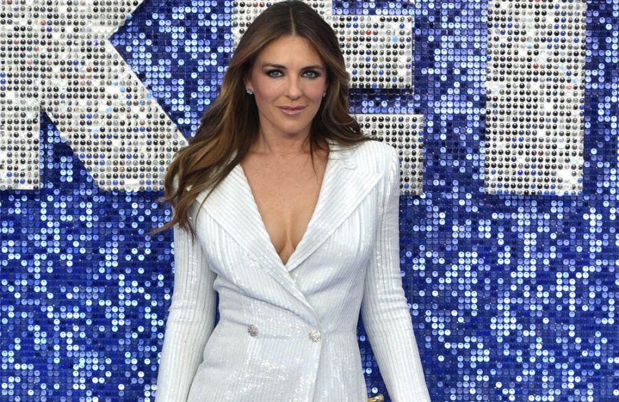 Elizabeth Hurley plans an at-home series