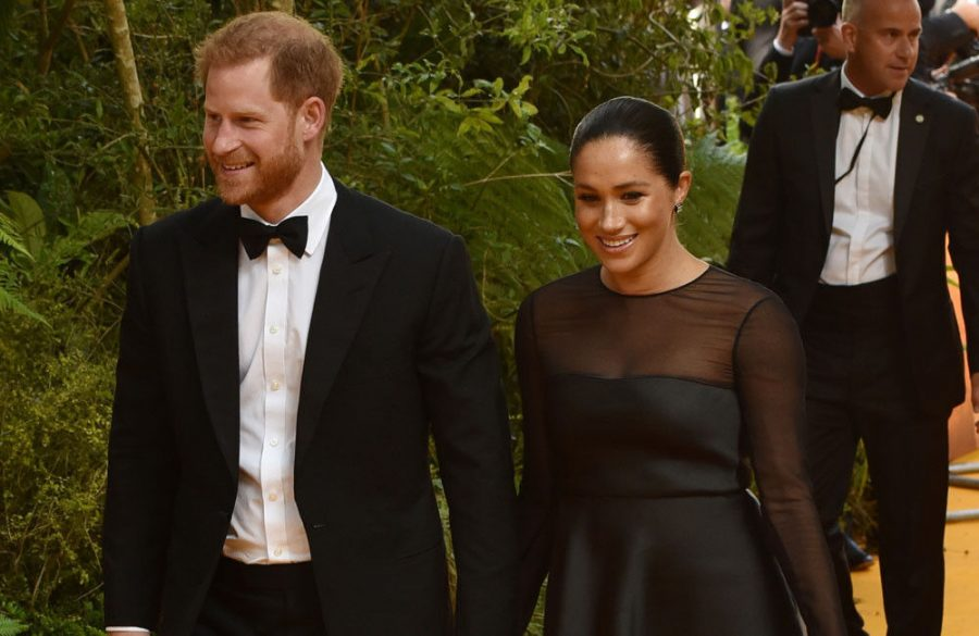 Duke and Duchess of Sussex mentor teenager