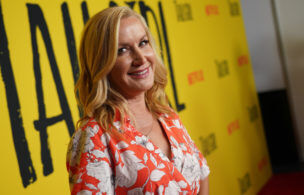 Angela Kinsey on Serving Up Another Helping of 'Deliciousness' on MTV