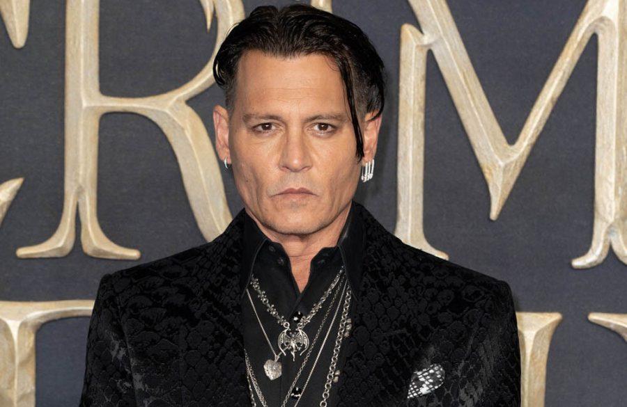 Johnny Depp's house broken into