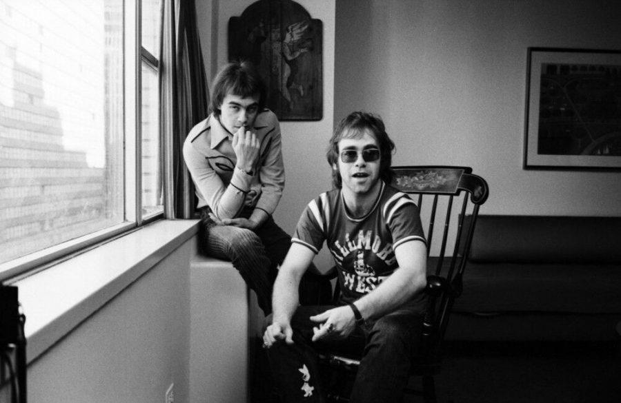 Sir+Elton+John+marks+74th+birthday+with+digital+Jewel+Box+release