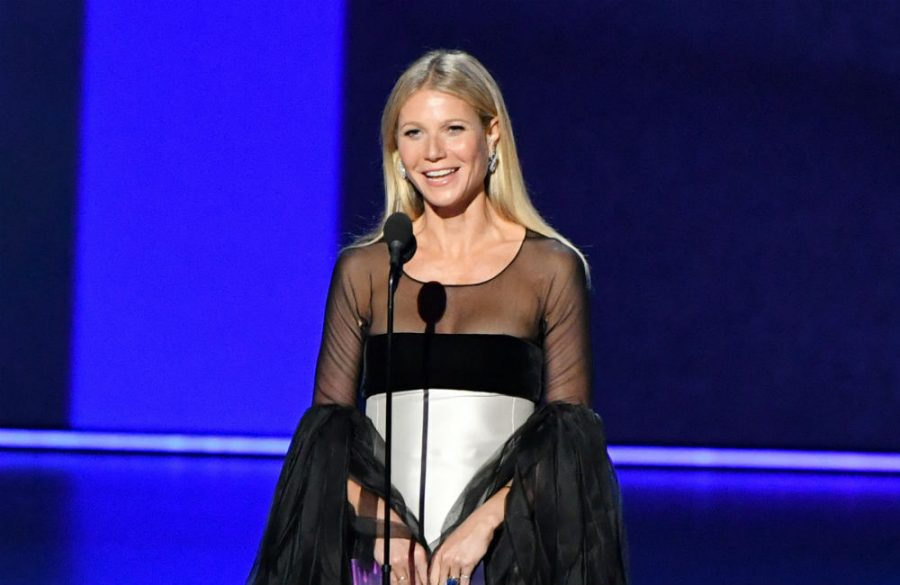 Gwyneth Paltrow's teenage daughter Apple has a skincare routine