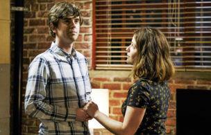 'The Good Doctor' Creator on Shaun and Lea's Baby Drama Dilemma