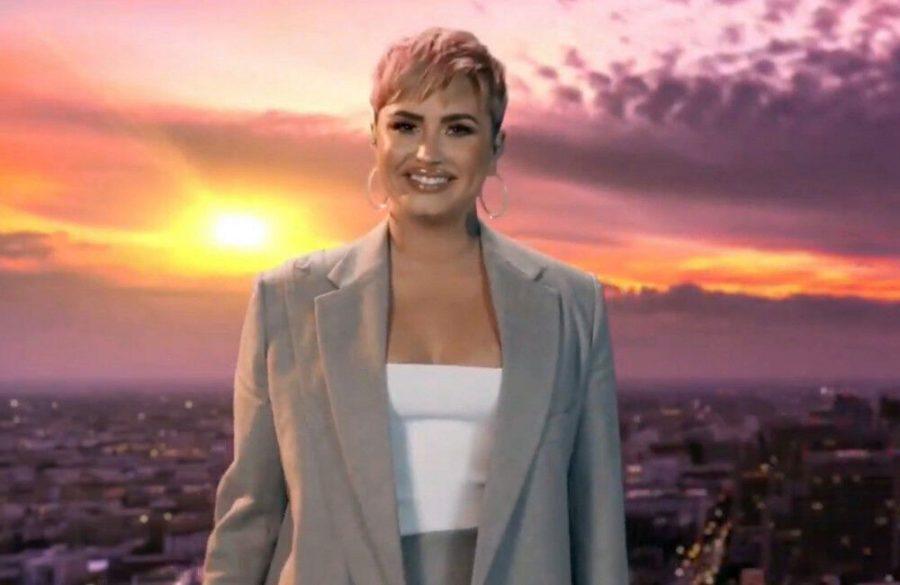 Demi Lovato's liberating conversations