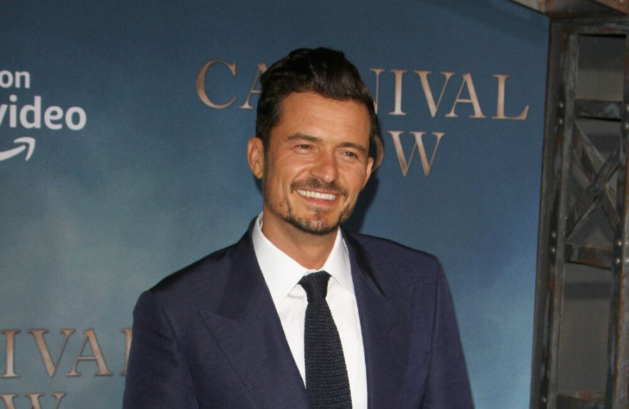Orlando Bloom had less anxiety with fatherhood the second time around