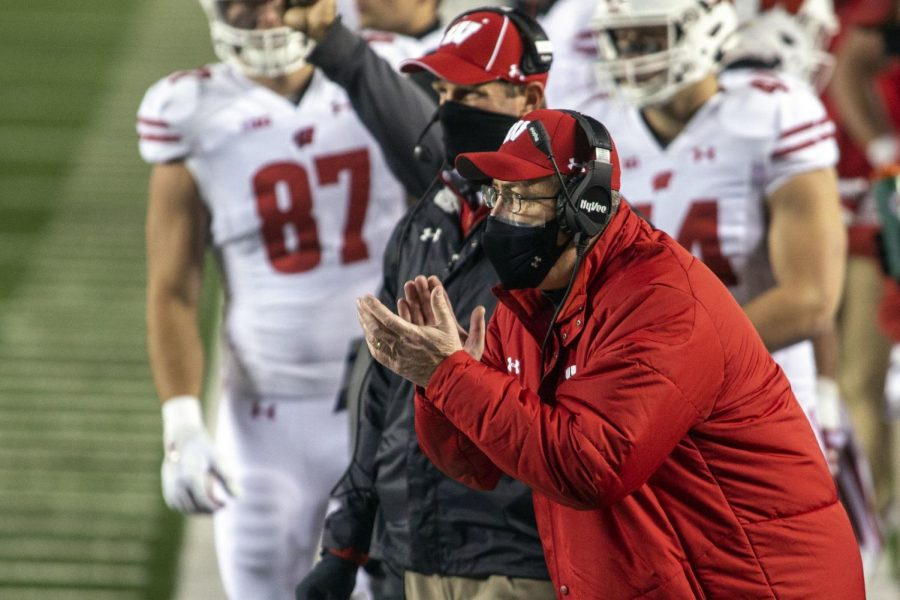 Paul Chryst preps new staff as Badgers open spring practices