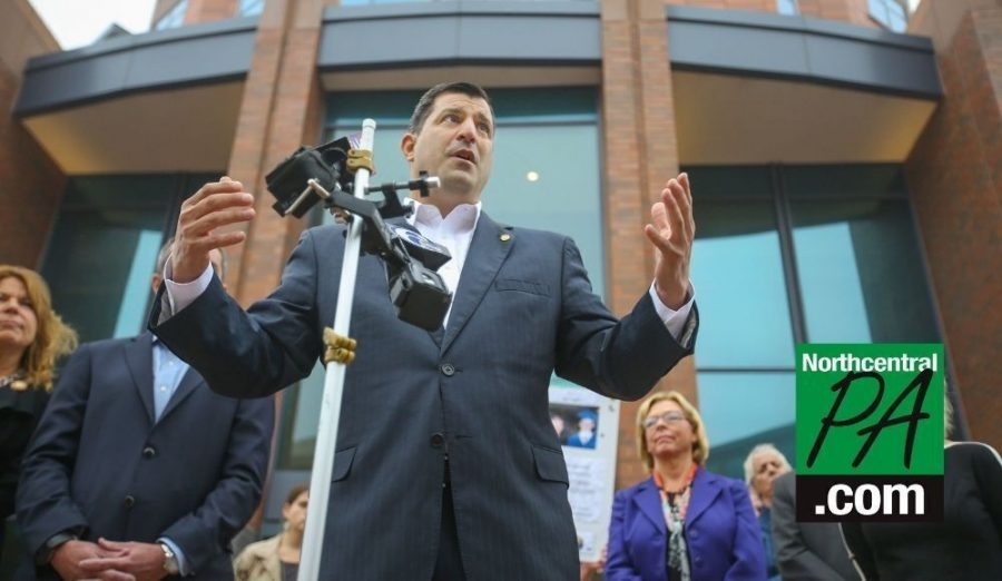 """""""They have absolutely no courage to do the right thing,"""" said Rep. Mark Rozzi (D., Berks), a survivor of child sexual abuse who has been at the forefront of efforts to pass the two-year reprieve. """"I don't believe these politicians deserve to be in this building."""""""