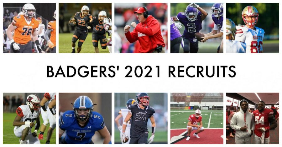 Breaking down the Wisconsin Badgers 2021 recruiting class by position