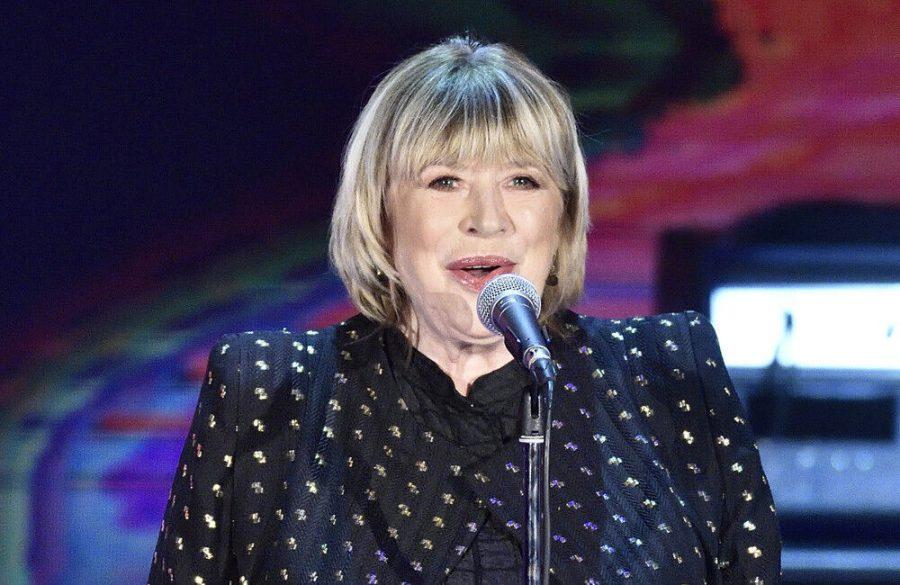 Marianne Faithfull struggling financially due to coronavirus pandemic