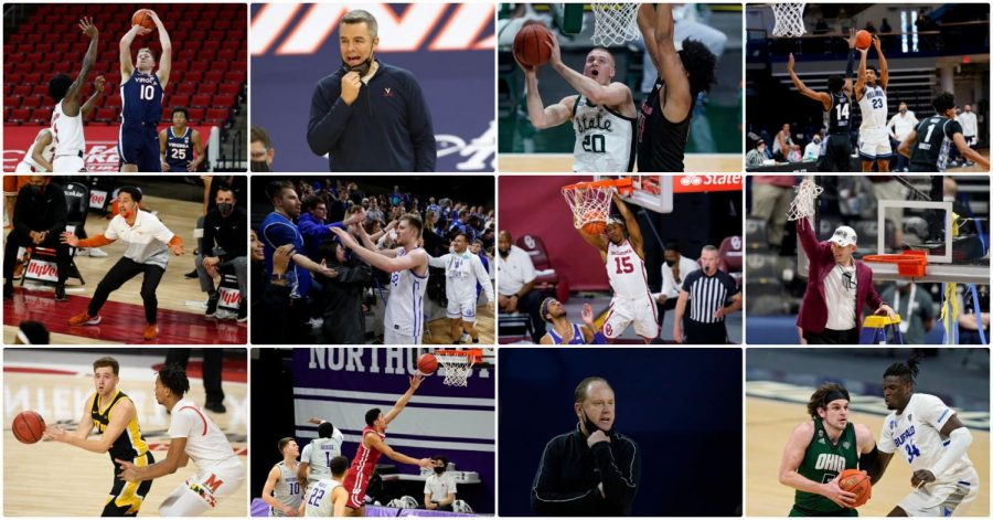 Dairyland dance: 20 players and coaches from Wisconsin in the NCAA men's basketball tournament