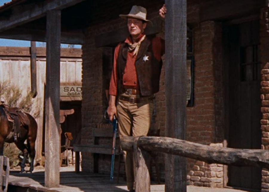 #8. Rio Bravo (1959)