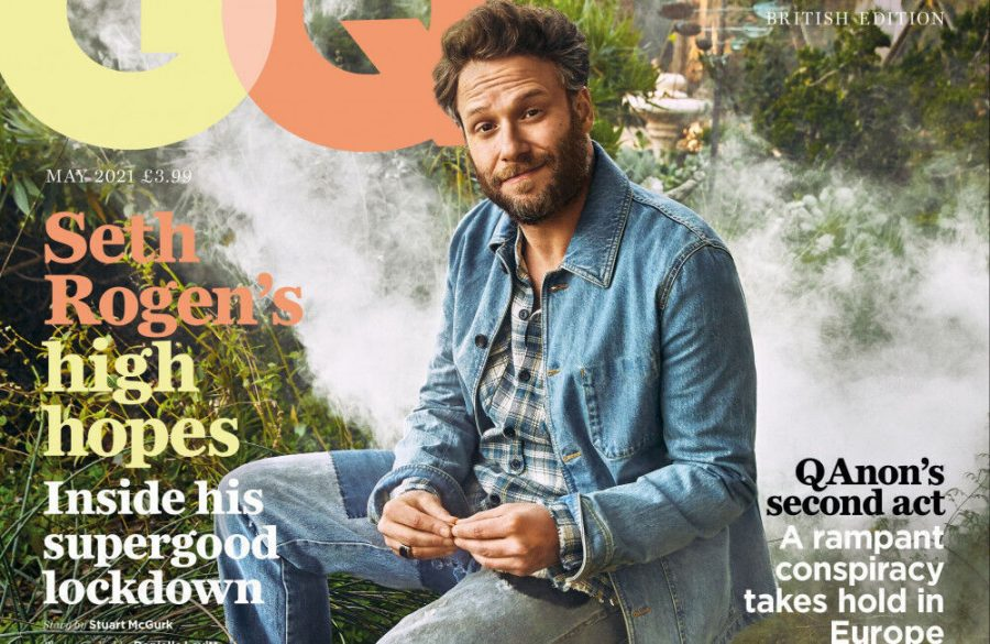 Seth Rogen would find life 'hard' without drugs