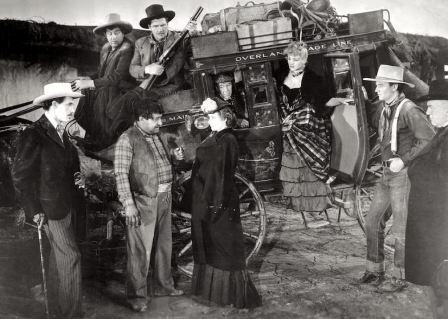 #7. Stagecoach (1939)