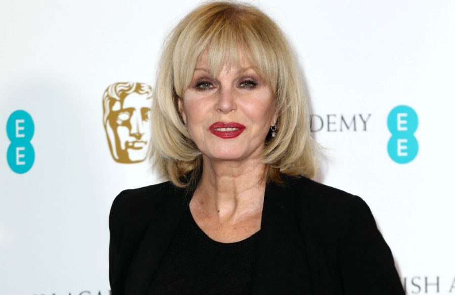 Joanna+Lumley+vows+to+never+retire