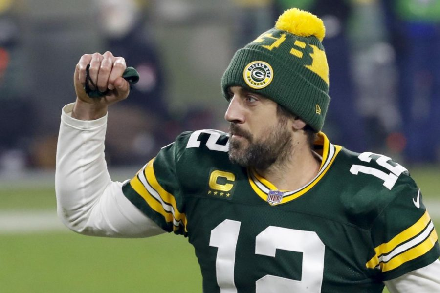 The Packers restructured the contracts of six players this offseason in order to get under the salary cap and help re-sign Aaron Jones and Kevin King but did nothing with Aaron Rodgers' deal.
