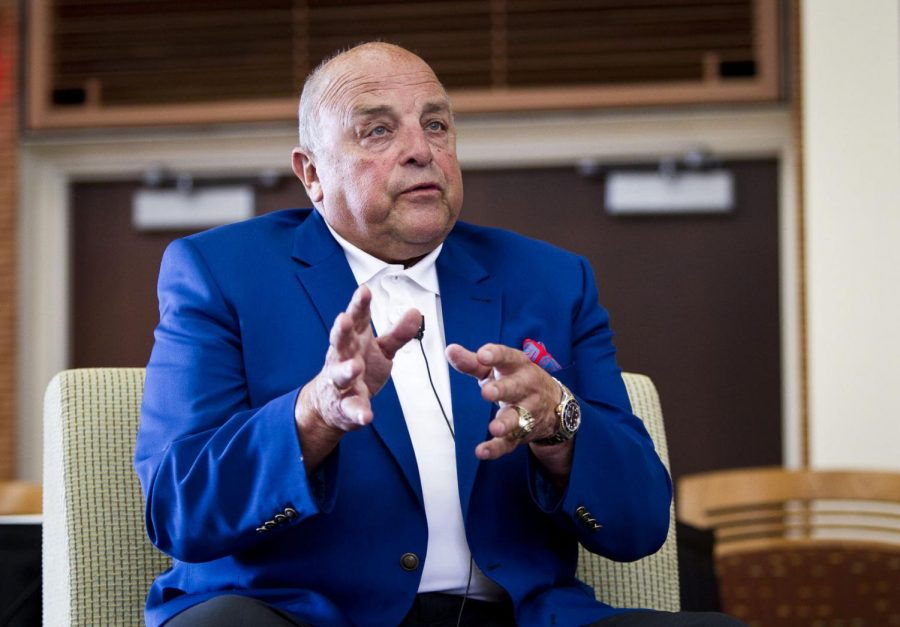 UW athletic director Barry Alvarez is set to announce his retirement, according to State Journal sources. Alvarez led the athletic department for nearly 19 years.