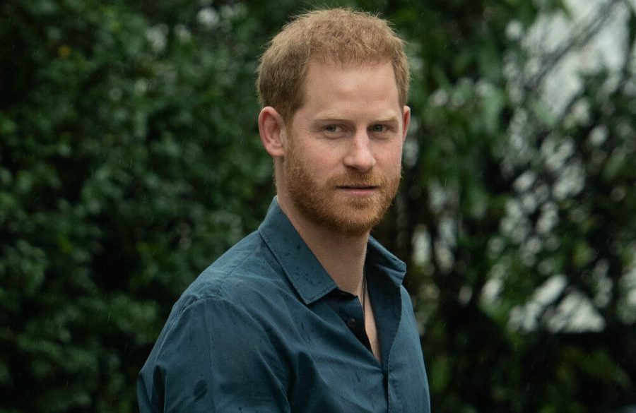 Prince+Harry+takes+on+new+role+at+mental+health+charity+BetterUp