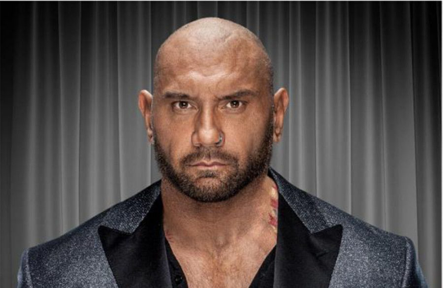 Dave Bautista confirms WWE Hall of Fame delay