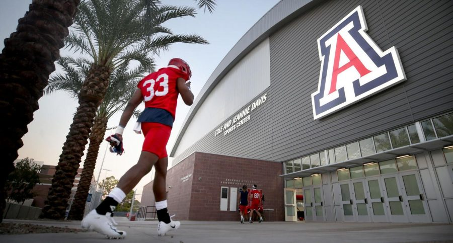RB+Nathan+Tilford+is+no+longer+part+of+the+Arizona+football+program+heading+into+spring+practice+2021.