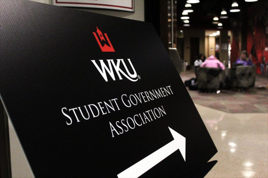 Newly elected SGA members share goals for the semester