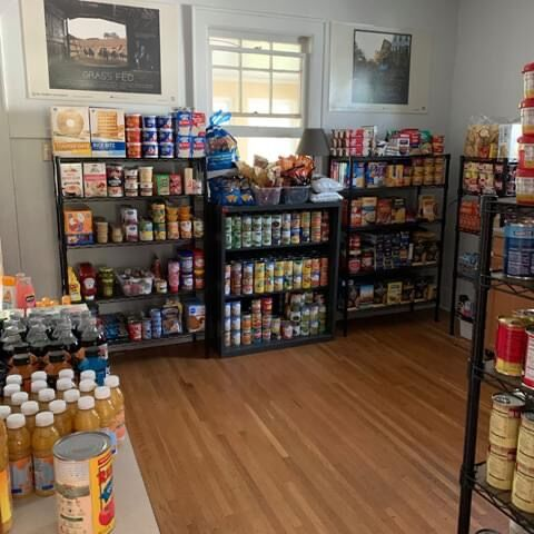 WKU Office of Sustainability Food Pantry