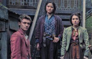 'The Irregulars' Stars Tease a Fresh Spin on the Sherlockian Baker Street Bunch (VIDEO)