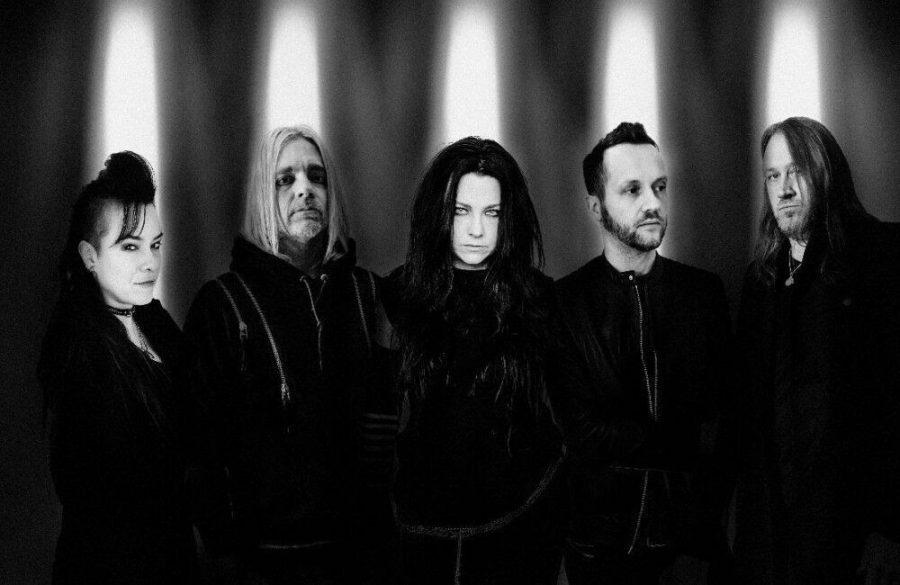 Evanescences healing album