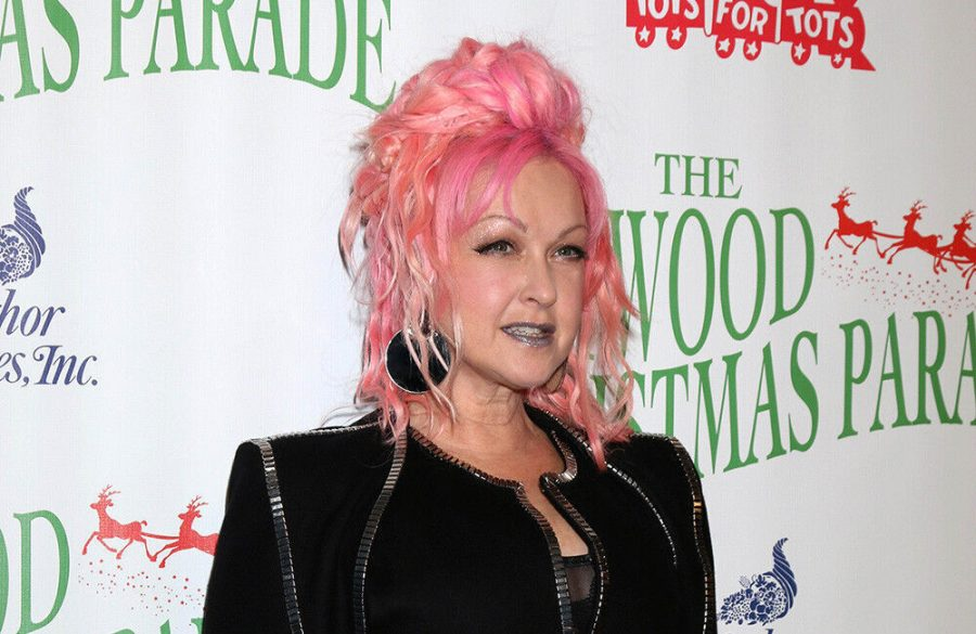 Cyndi Lauper leaps to the defence of Sharon Osbourne amid racism claims