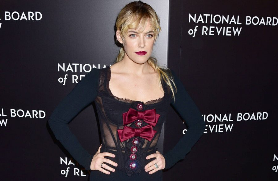 Riley Keough trains to be death doula