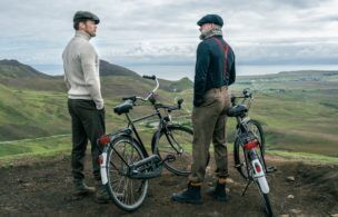 'Men in Kilts': Sam & Graham Bike the Highlands, and Graham Fights Off His Fear of Heights (RECAP)