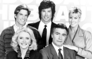THE BOLD AND THE BEAUTIFUL, Clayton Norcross, Susan Flannery, Ronn Moss, John McCook, Teri Ann Linn, (1987), 1987-, © CBS / Courtesy: Everett Collection