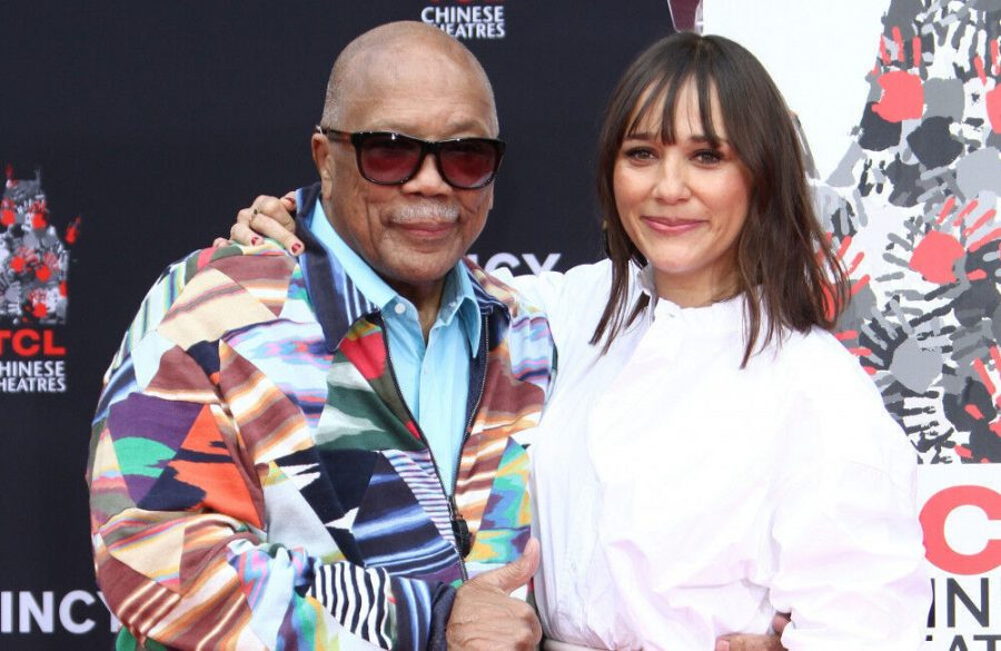 Rashida+Jones%27+respect+for+dad+Quincy+Jones