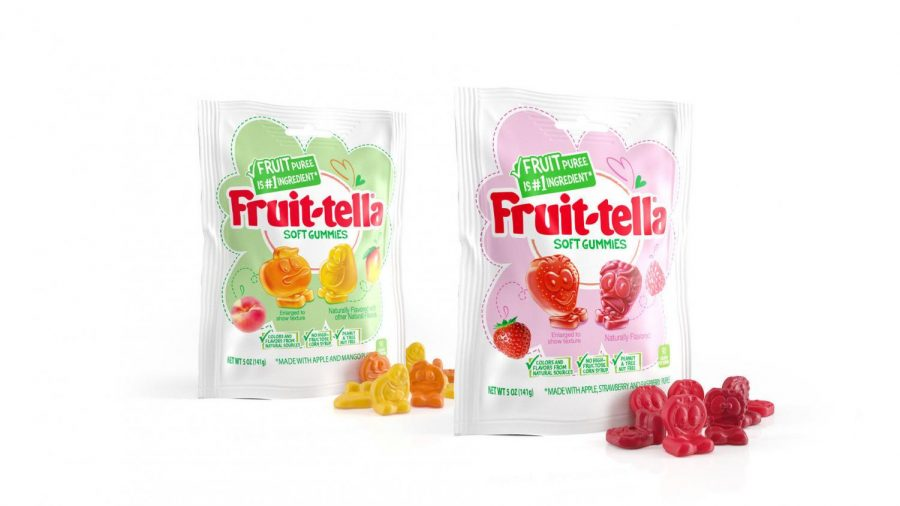 Confectionary Favorite Finds Sweet Spot In Better-For-You Category With New Fruit-tella Soft Gummies For U.S. Market