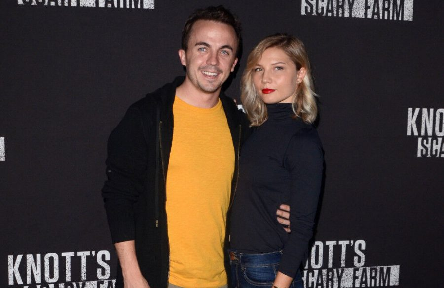 'I've been 1000 per cent obsessed with him': Frankie Muniz reveals newborn son's sweet name