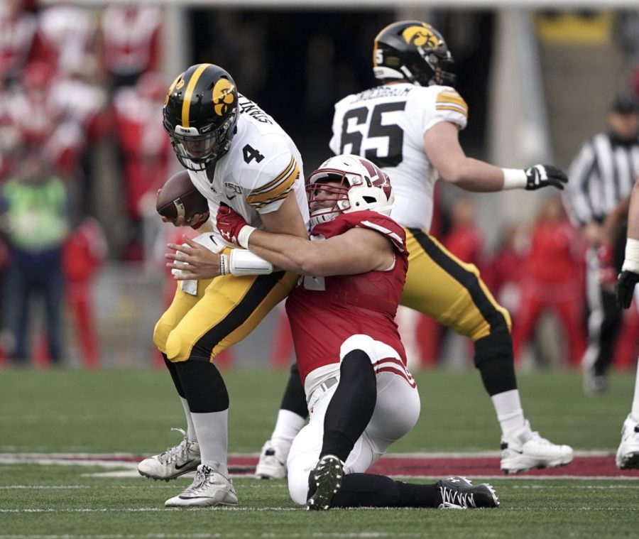 Five+things+to+watch+on+Wisconsin%27s+defense+as+spring+football+starts