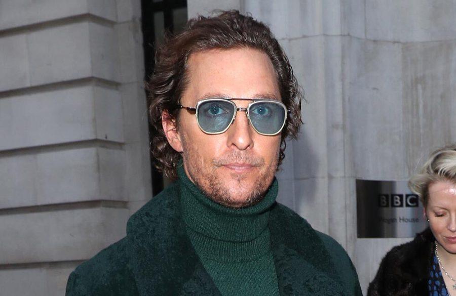 Matthew+McConaughey+considering+political+role