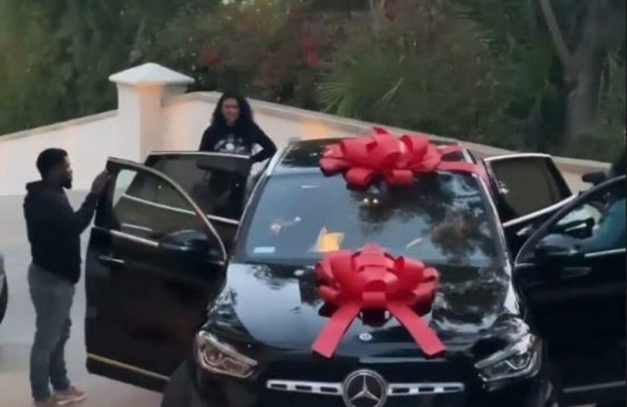 Kevin Hart gifts daughter Heaven Mercedes SUV for 16th birthday