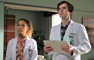 Worth Watching: 'Good Doctor's Quandary, 'Breeders' Time Jump, 'Aretha' Gets Woke, Singing Shows Face Off