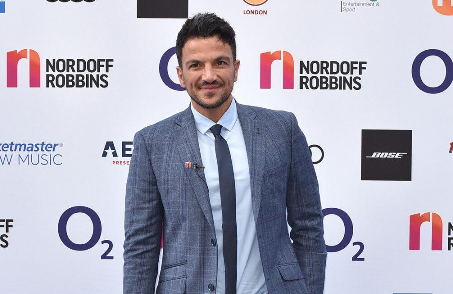 Peter Andre has collaborated with Lady Leshurr on new song