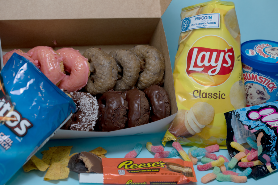 OPINION: The best junk foods to keep you going through those finals week