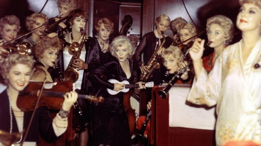 #4. Some Like It Hot (1959)
