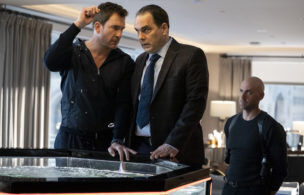 'Law & Order: Organized Crime': Dylan McDermott Teases the 'Lethal' Side of Richard Wheatley