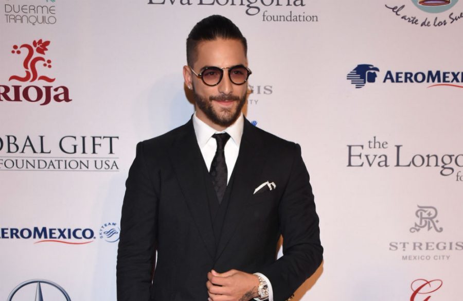 Maluma join forces with Balmain on new limited-edition line