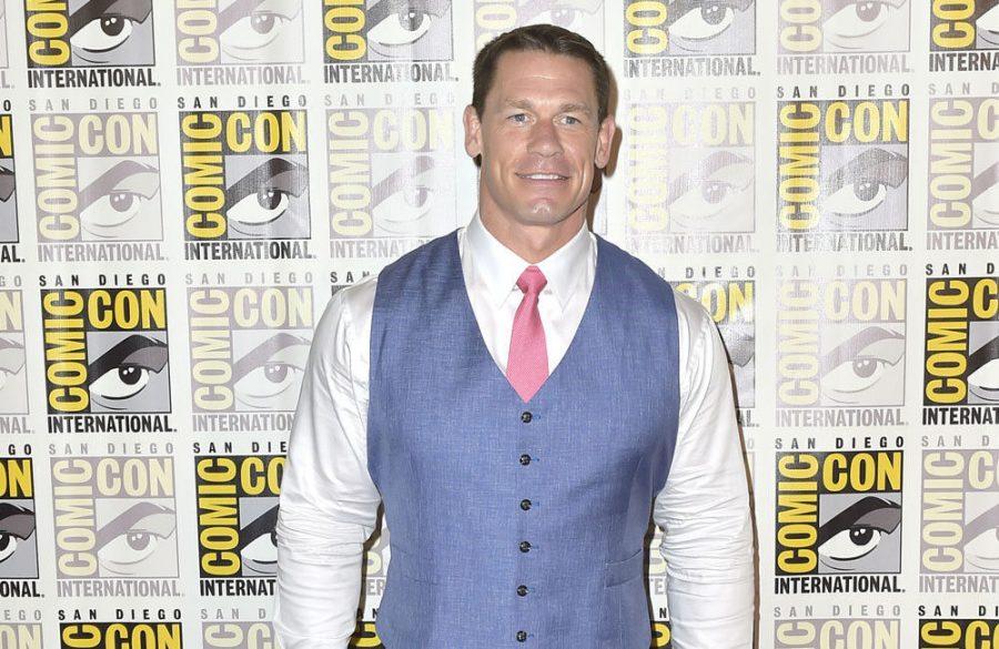 John Cena hails BTS for helping him navigate 'vulnerable moment'