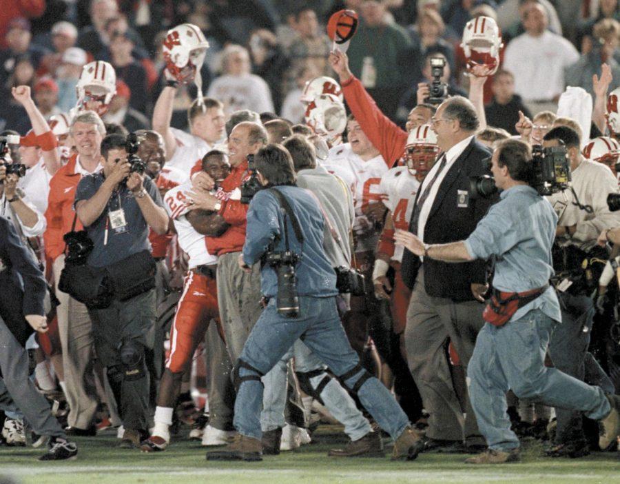 UW - Stanford 2000 Rose Bowl